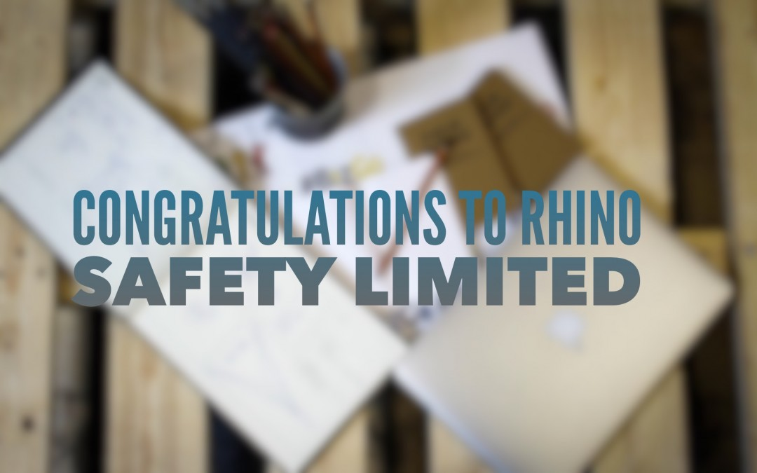 Congratulations to Rhino Safety Limited