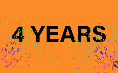 Celebrating 4 Years Since Taking The Leap